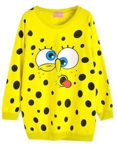 445ae3568e3ce PRIMARK Official Ladies SPONGEBOB SQUAREPANTS Vest   Shorts Pyjama ...