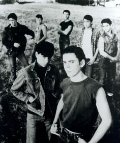 """Loved the book and the movie """"The Outsiders"""""""