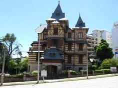 Mar del Plata - Museo de Arte Juan Carlos Castagnino-Villa Ortiz Basualdo