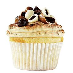 LSU: The Mean Mocha Latte Cupcake