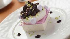 Blueberry Vacherin from Café Boulud