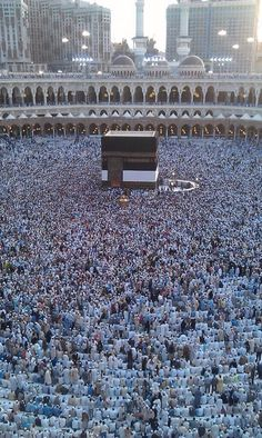 The most beautiful pictures of Mecca