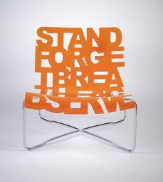 Dharma Lounge - Stand Forget Breath Acknowledge Observe, #PinPantone