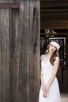 Boho Luxe Wedding Dress Editorial