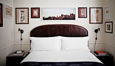 The NoMad Hotel - just opened in NYC from Andrew Zobler (Ace Hotel NY). Cool finds in every room. #hipsterhotel