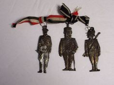 vintage Germany WWI Toys With Ribbons by rustyitems on Etsy, $25.00