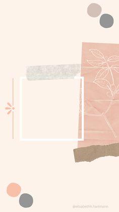 Marco Polaroid, Polaroid Frame, Instagram Background, Instagram Frame, Editing Background, Frame Background, Framed Wallpaper, Pastel Wallpaper, Instagram Story Template