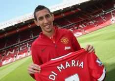Premier League - Manchester United has broken the news of its £59.7m UK record-breaking purchase of Argentinean midfielder Angel Di Maria using six-second-clip site Vine, setting a trend for future Barclay's Premier League transfer announcements.