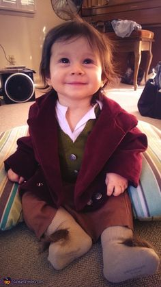 Bilbo Baggins - 2014 Halloween Costume Contest