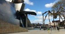 Bilbao - http://www.rantapallo.fi/espanja/bilbao/ #guggenheim #bilbao #spain #espanja