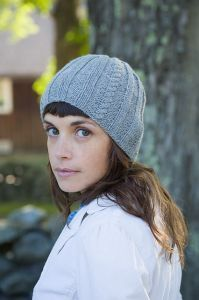 Adelaide Cable and Rib Hat