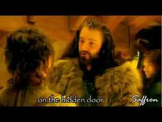 The Hobbit // Song of the Lonely Mountain (lyrics) +  Misty Mountains -Thorins Song (RA)