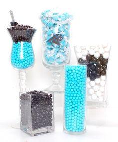 Carolina Panthers Candy Buffet Kit