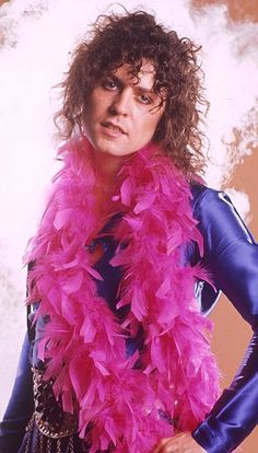 My 20th century dad: Marc Bolan