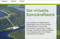 #webfonts The mighty fine FF Fago, one of our super families designed by Ole Schäfer, provides a conscious corporate air to the online presence of the green energy project, RegModHarz. http://www.fontshop.com/fonts/downloads/fontfont/ff_fago_web_regular/