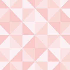 Quadro - Quartz Rose Triangles - Decohouse
