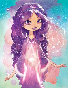 Anime Chibi, Princess Aurora, Disney Princess, Star Darlings, Fairytale Fantasies, Rainbow Brite, Disney Stars, Lego Friends, Disney Animation