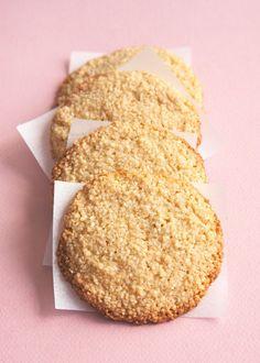 Bezlepkové mandlové sušenky hotové za 15 minut
