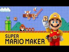 Super Mario Maker | THE IMPOSSIBLE RUN | WE'RE IN SUPER MARIO MAKER!