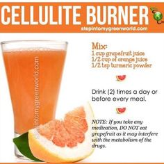 My Diet/Detox/Cleanse/Fat-loss/Weight-Loss/Metabolism/Cellulite photo-album ? I just added a new recipe Cellulite Burner YOU asked me for recipes for Grapefruit . What do YOU think of this recipe? (Sorry EVERYONE not sure why todays posts arent post Healthy Detox, Healthy Juices, Healthy Smoothies, Healthy Drinks, Healthy Tips, Smoothie Recipes, Vegan Detox, Juice Recipes, Nutribullet Recipes