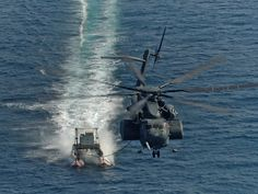 U.S. Navy - HM-12 Sikorsky CH-53E Helicopter