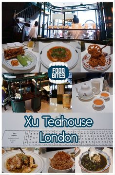 We review the Newly open Xu restaurant in London. An Amazing Taiwanese teahouse
