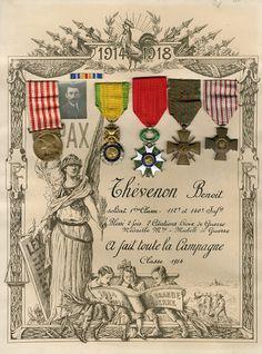 Medaille Thevenon