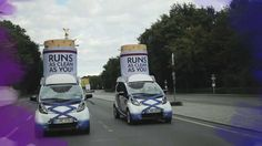 Citroën Multicity: Running Shoes - http://www.creativeguerrillamarketing.com/guerrilla-marketing/citroen-multicity-running-shoes/