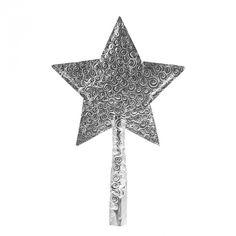 Pas à pas DIY L'étoile de mon sapin #Noel #Christmas
