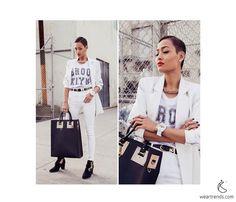 como blogueiros de moda, como roupas: terno universal   Miquéias