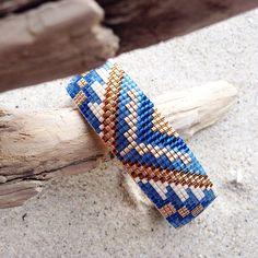 #BlueSky #Manchette #Loom