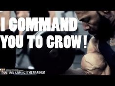 CT Fletcher Motivation: I Command you to Grow! Biceps/Arm Day with CT Fletcher