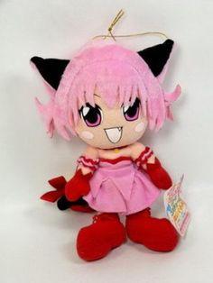 Tokyo Mew Mew - Momomiya Ichigo - Battle Costume Plush (SEGA)