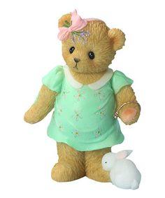 Expectant Mother Bear Figurine