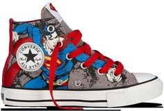 Converse's New DC Comics And ThunderCats Sneaker Designs For Fall/Winter 2012