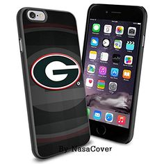 NCAA University sport Georgia Bulldogs , Cool iPhone 6 Smartphone Case Cover Collector iPhone TPU Rubber Case Black [By NasaCover] NasaCover http://www.amazon.com/dp/B0140N2HMG/ref=cm_sw_r_pi_dp_2sG2vb0Z4P3FM