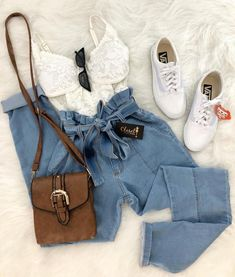 New look women& ready-to-wear outfits Teenage Outfits, Teen Fashion Outfits, Outfits For Teens, Cute Casual Outfits, Stylish Outfits, Outfit Chic, New Look Women, Jugend Mode Outfits, Nouveau Look