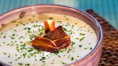 Enkel og god suppe som varmer.
