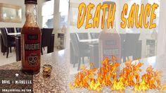 DAM GOOD First Impression: Blair's Death Sauce – Salsa De La Muerte   #DamGoodCooking #Spices #food #foods #cooking #recipe #recipes #hotSauce