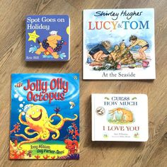 Lily's Little Learners: Monthly Book Roundup - What we have been Reading in July