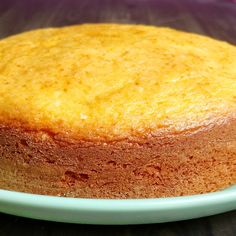 Light and fluffy mango cake made with fresh mango puree! Food Cakes, Cupcake Cakes, Cupcakes, Mango Dessert Recipes, Desert Recipes, Mango Cake, Mango Mousse Cake, Sponge Cake Recipes, Salty Cake