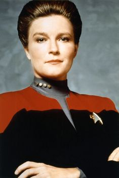 Captain Kathryn Janeway, Star Trek: Voyager | 12 TV Heroines Who Should Be Your Role Model