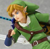 figma Zelda legends skyward sword Link (max factory)