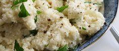 Falso arroz de couve-flor - Lucilia Diniz