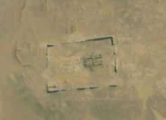 Ten Mysterious Places on Google Earth