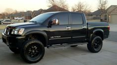 We Offer Fitment Guarantee on Our Rims For Nissan Titan. All Nissan Titan Rims For Sale Ship Free with Fast & Easy Returns, Shop Now. Nissan Titan Lifted, Nissan Titan Truck, 2005 Nissan Titan, Nissan Pickup Truck, Nissan Trucks, Pickup Trucks, Cool Trucks, Big Trucks, Cool Cars
