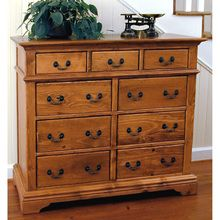 Southern Pine Two Piece Chest | Decor | Pinterest | Pine Furniture, Pine  And Bedrooms