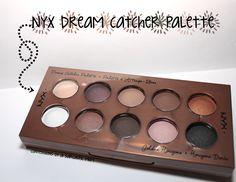 NYX Dream Catcher Palette | CoaSMom