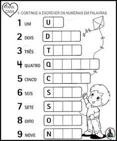 Pequenos Grandes Pensantes.: Atividades Para Casa Educação Infantil