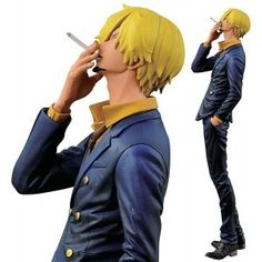 One Piece - Figurine Sanji - King of Artist